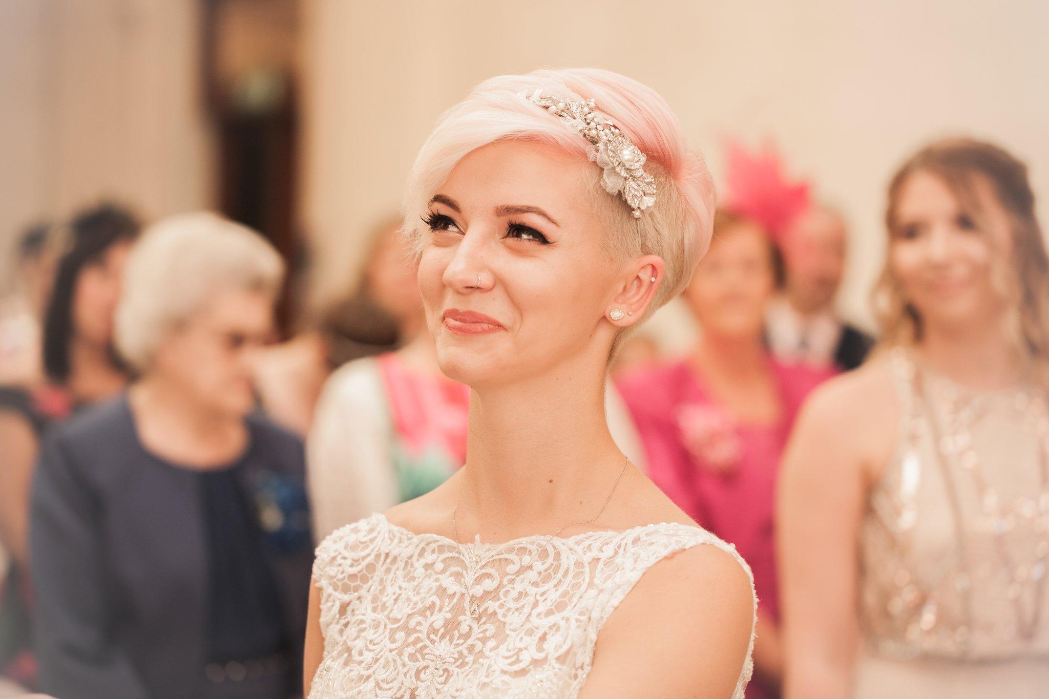 Portland House Cardiff Wedding, Beautiful bride, Tania Miller Photography, Cardiff wedding photographer