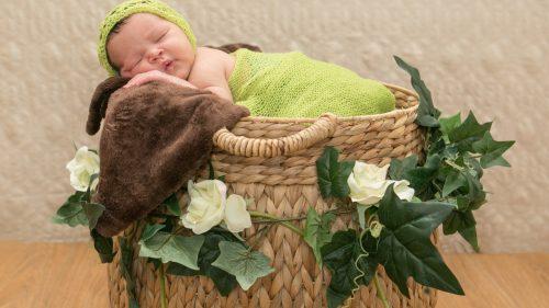 Baby C Smith Newborn shoot 10.02.18