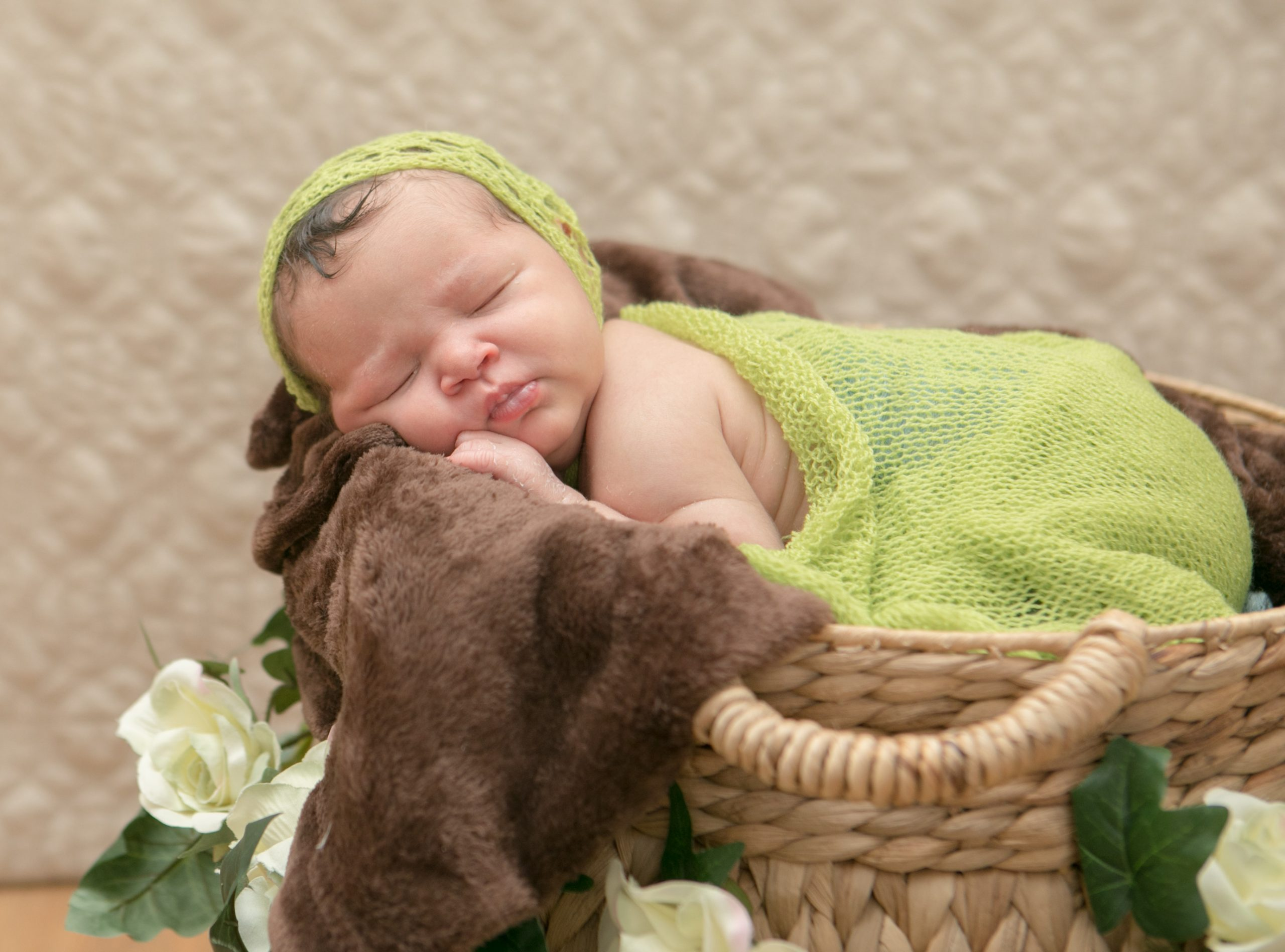 Newborn photoshoot with Baby C, Tania Miller Photography, Cwmbran Newborn Photographer