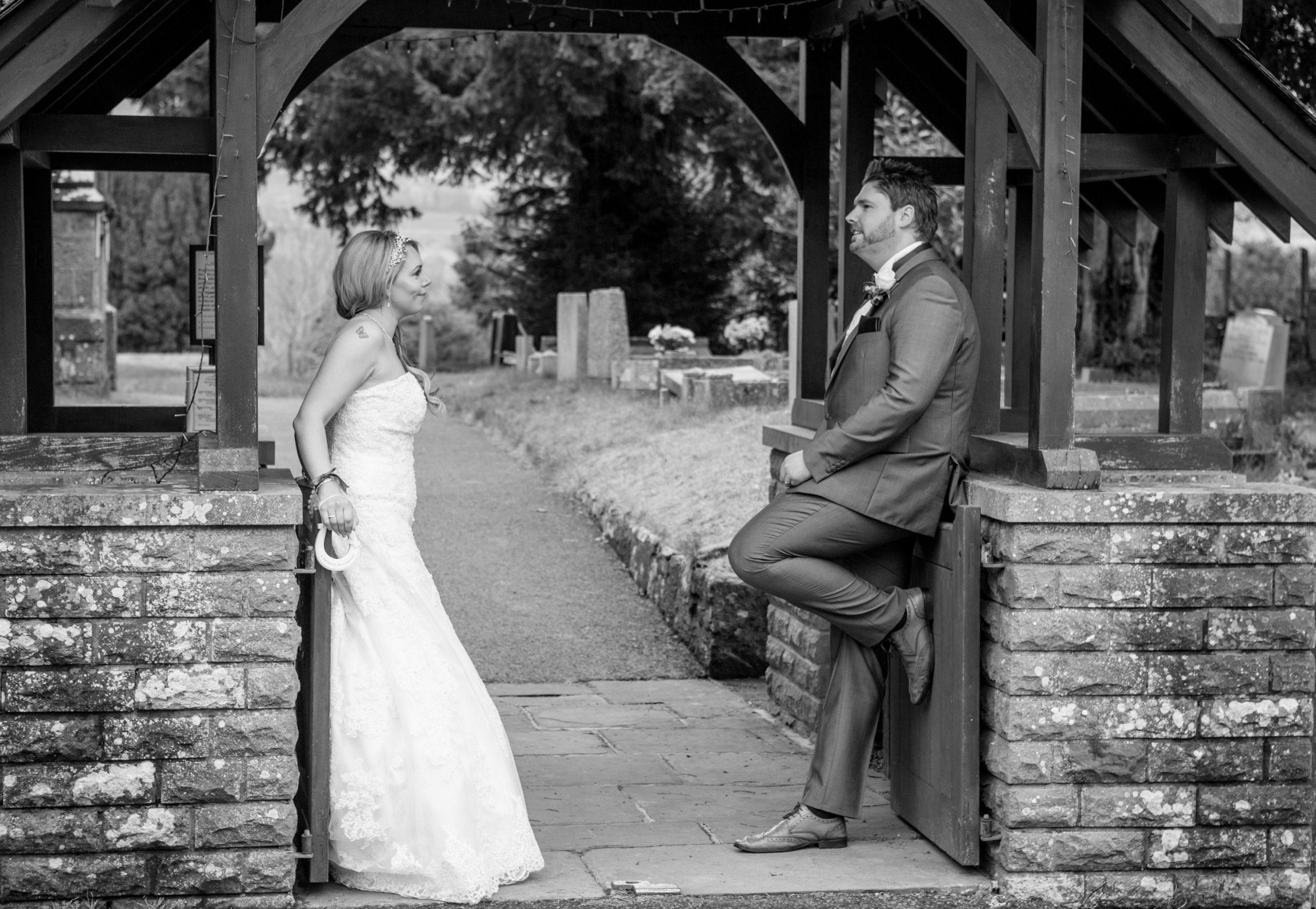 Christchurch Govilon, Wedding of Sarah & Scott, The Parkway Hotel Cwmbran, Tania Miller Photography, Cwmbran wedding photographer
