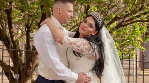 Wedding of Lena & Mark at The Exchange Hotel, Cardiff – 28.04.18