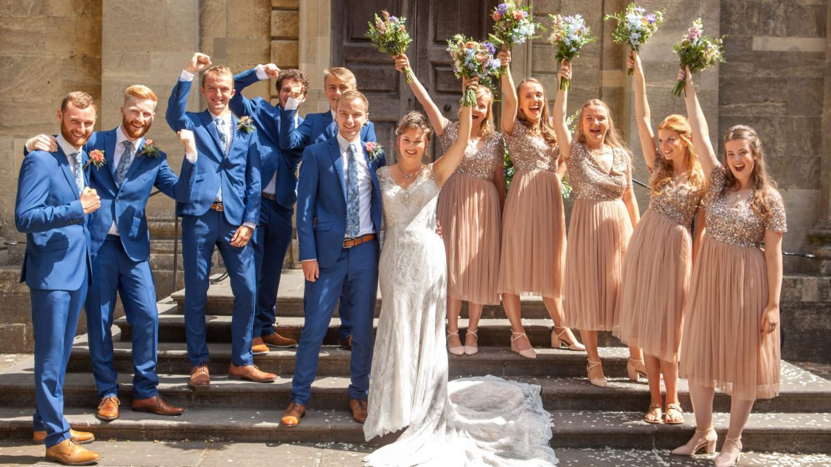 Wedding at The Clifton Pavilion, Bristol