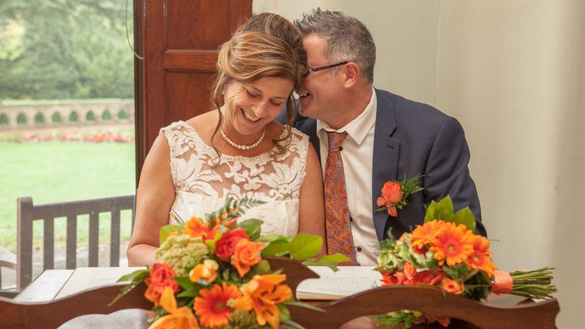 Wedding of Lynn & Rich at Insole Court – 11.08.18