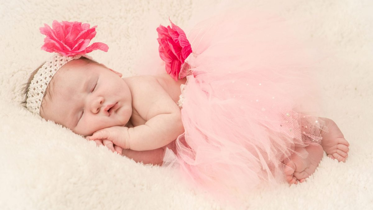 Newborn session with 8 day new baby Elsie Grace, 10 month old Lu