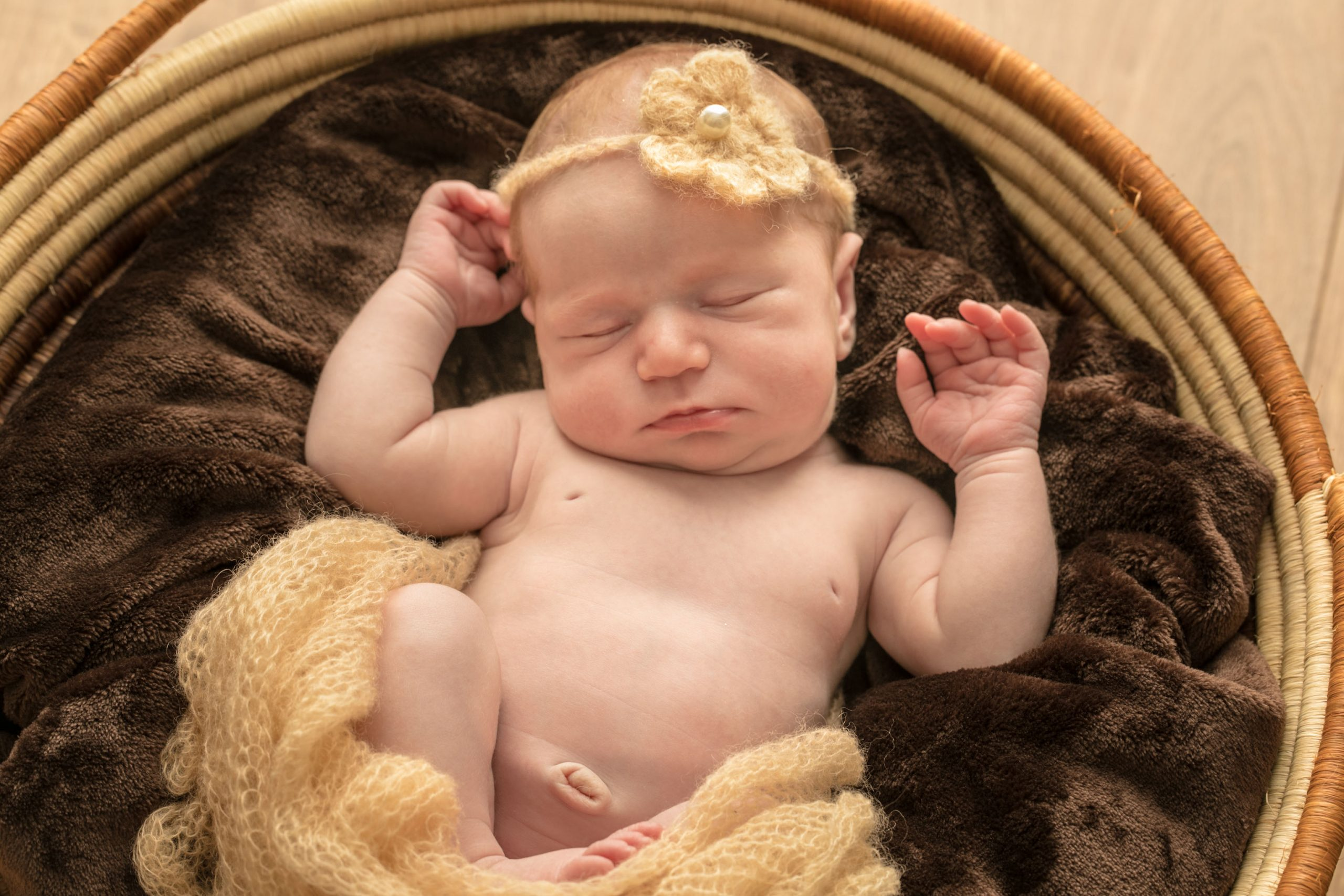 Newborn Session with Baby Sophia, Tania Miller Photography, Pontypool Newborn Photographer