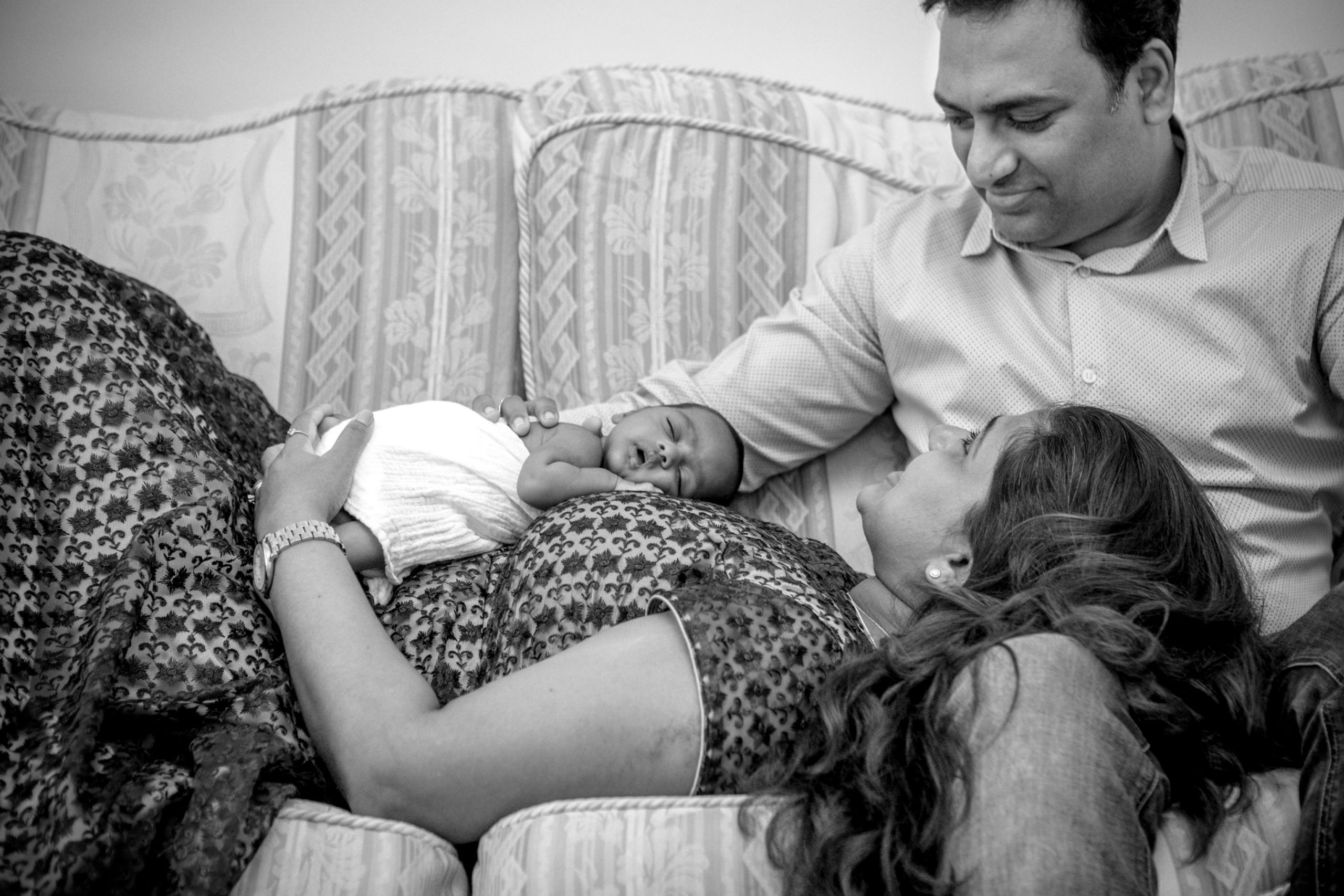 Newborn Session with Baby Keon, indian rainbow baby, Tania Miller Photography, Pontypool Newborn Photographer
