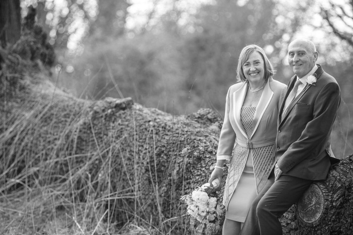 Wedding of Andy & Rose at The Speech House, Coleford – 30.03.19
