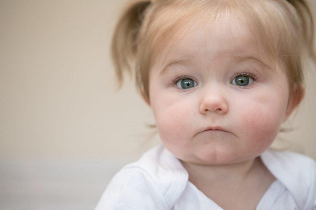 Cake Smash with Havana, one year old, Tania Miller Photography, Pontypool Child Photographer