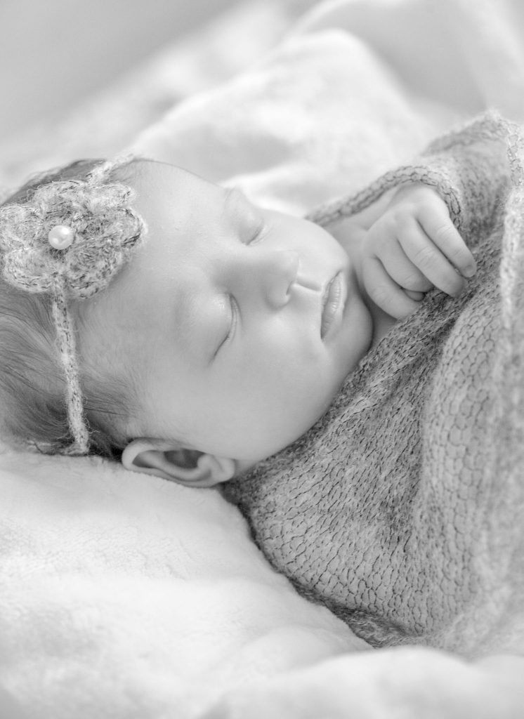 Newborn Session with Baby Evie, Tania Miller Photography, Pontypool Newborn Photographer