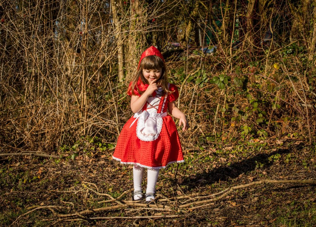 Little Red Riding Hood, Kids Mini Shoot, Tania Miller Photography, Cwmbran Child Photographer
