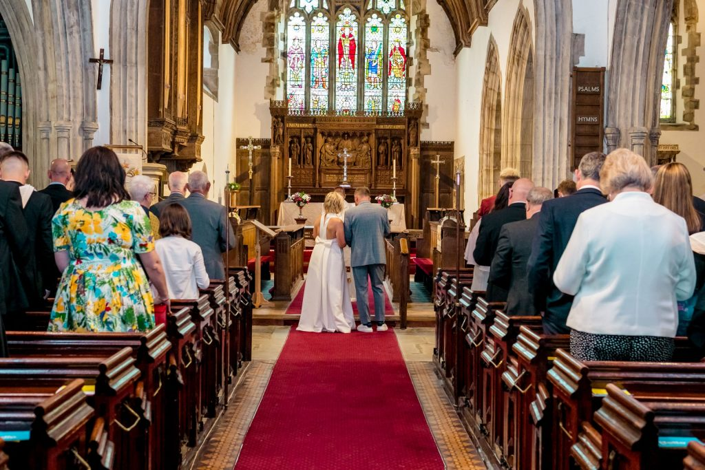 Wedding Vow Renewal for Chris & Rachel, Tania Miller Photography, Usk Wedding Photographer