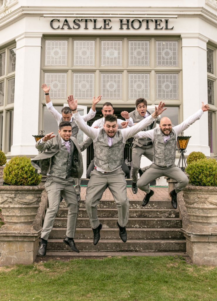 Brecon Castle Hotel Wedding, Tania Miller Photography, Brecon Wedding Photographer