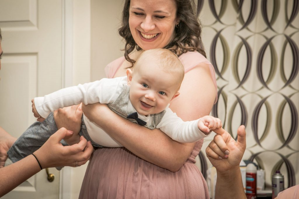 baby Archie, Somerset Wedding, Tania Miller Photography