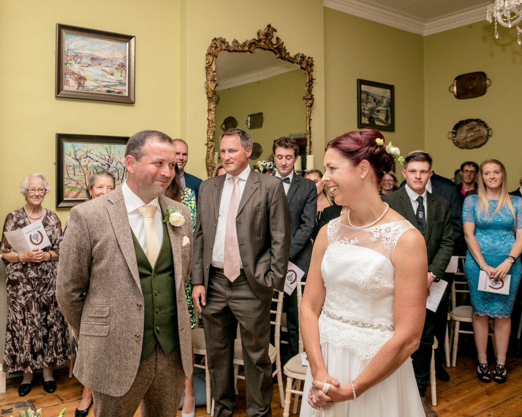 Wedding of Karen & George at Brooks Country House, Tania Miller Photography, Monmouth Wedding Photographer