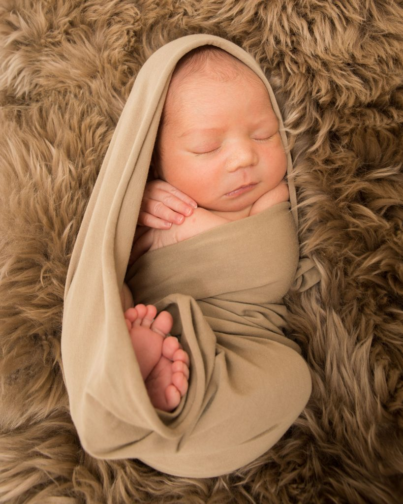 Newborn session with baby Rhys, Tania Miller Photography, Pontypool Newborn Photographer