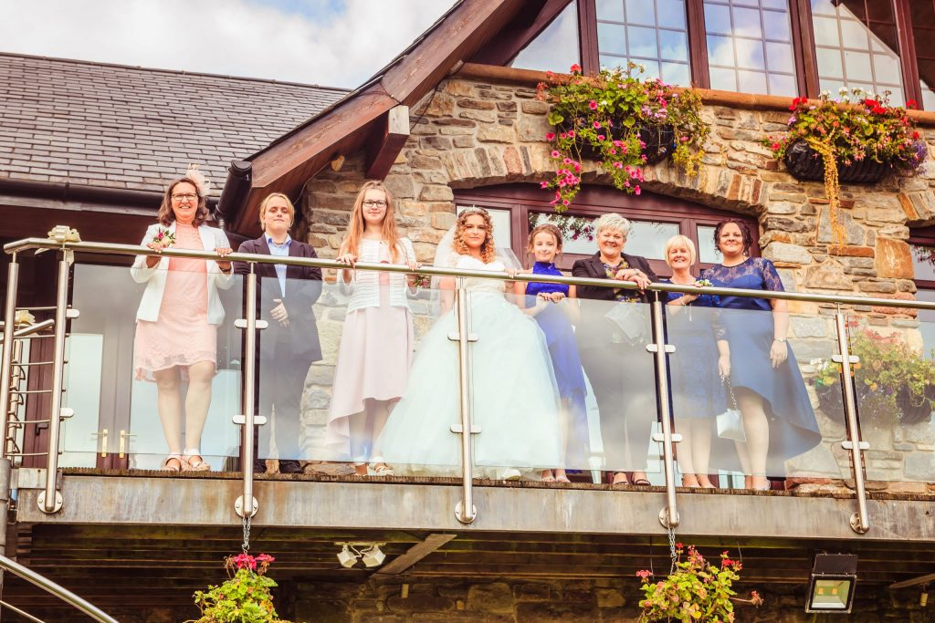 Wedding of Abbie & Rhys at Canada Lodge & Lake, Tania Miller Photography, Cardiff Wedding Photographer