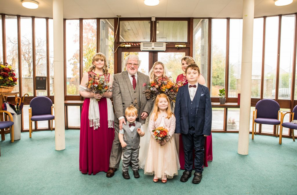 St Mark's Church Gabalfa, Cardiff, Tania Miller Photography, Cardiff Wedding Photographer