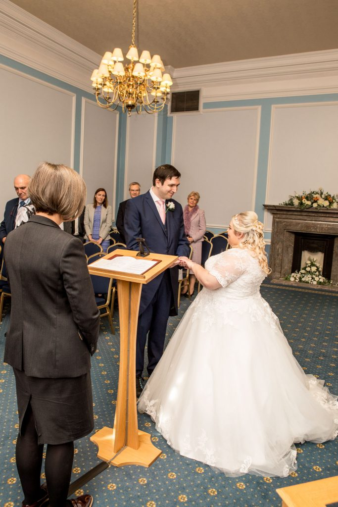 Vows, City Hall, Cardiff, Tania Miller Photography, Cardiff Wedding Photographer