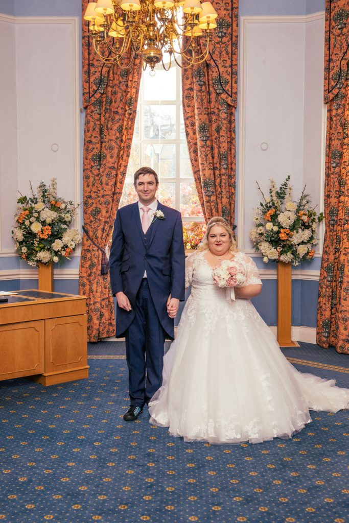 Hannah & John,City Hall, Cardiff, Tania Miller Photography, Cardiff Wedding Photographer