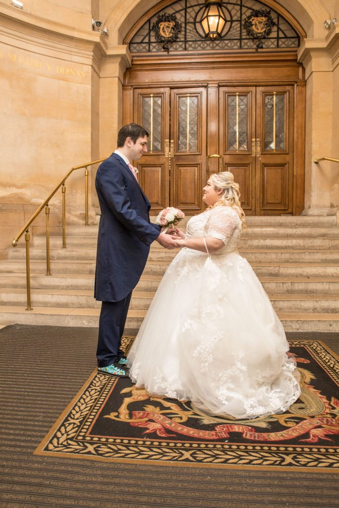 City Hall, Cardiff, Tania Miller Photography, Cardiff Wedding Photographer