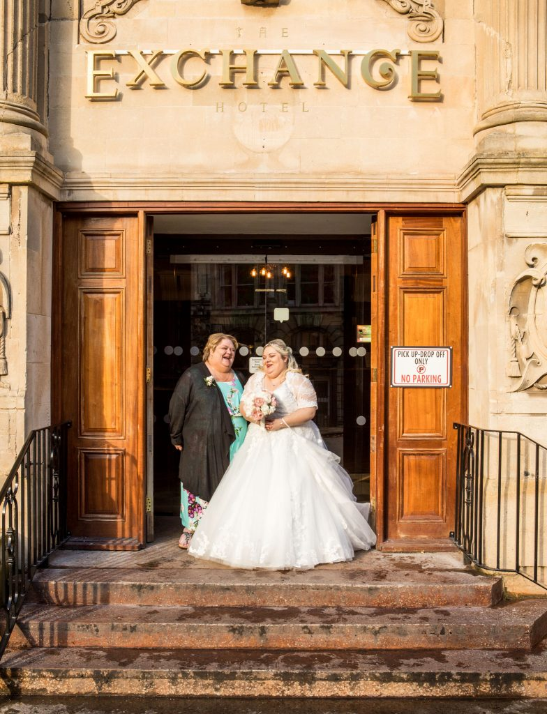Exchange Hotel Cardiff, Tania Miller Photography, Cardiff Wedding Photographer