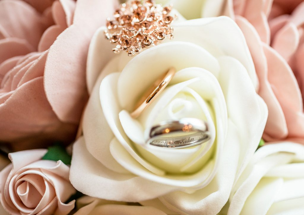 Wedding rings,Tania Miller Photography, Cardiff Wedding Photographer