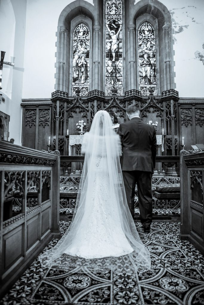 St Hilda's Church Griffithstown, Tania Miller Photography, Pontypool Wedding Photographer