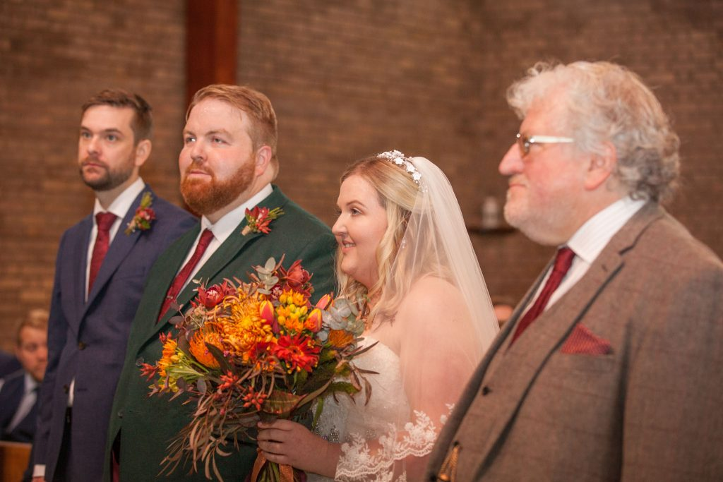 St Mark's Church Gabalfa, Tania Miller Photography, Cardiff Wedding Photographer