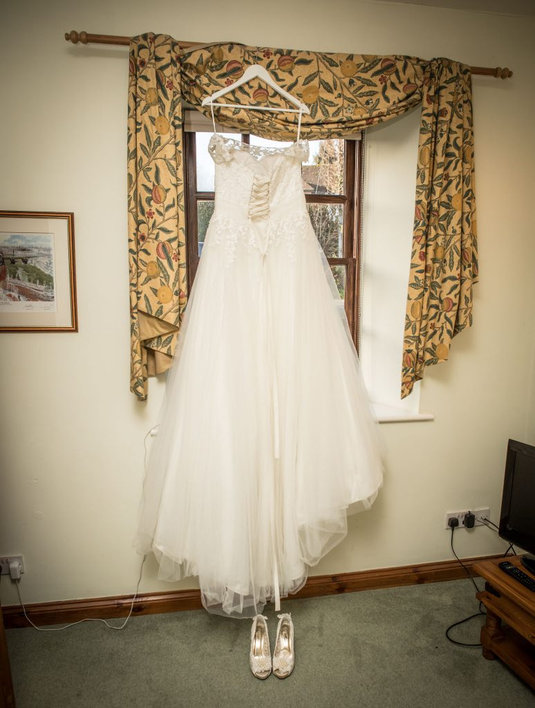 Wedding dress,Tania Miller Photography, Monmouth Wedding Photographer