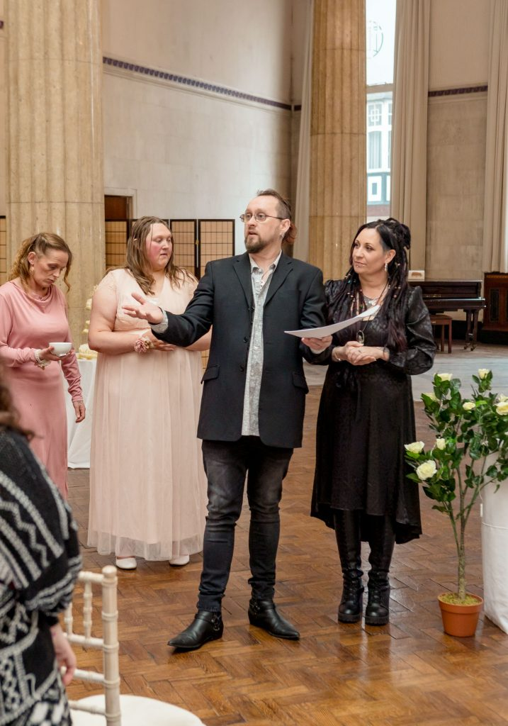 Wedding Vow Renewal at Portland House, Tania Miller Photography, Cardiff Wedding Photographer