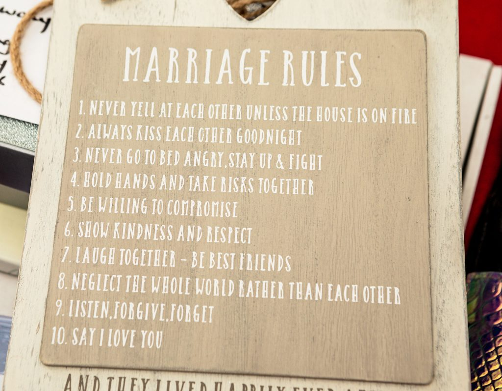 Wedding Rules, Tania Miller Photography, Cardiff Wedding Photographer