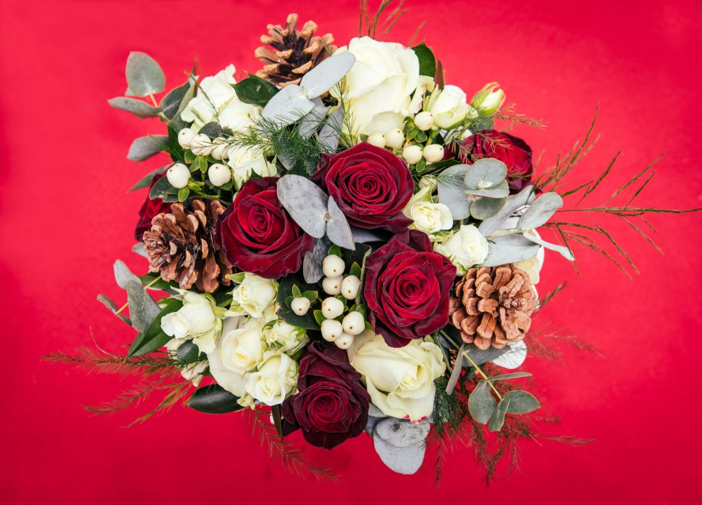 Wedding bouquet, Tania Miller Photography, Cardiff Wedding Photographer