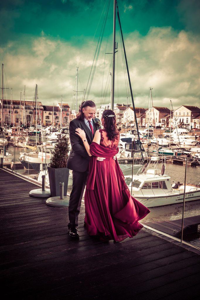 Wedding at Pier 64 Penarth, Tania Miller Photography, Cardiff Wedding Photographer