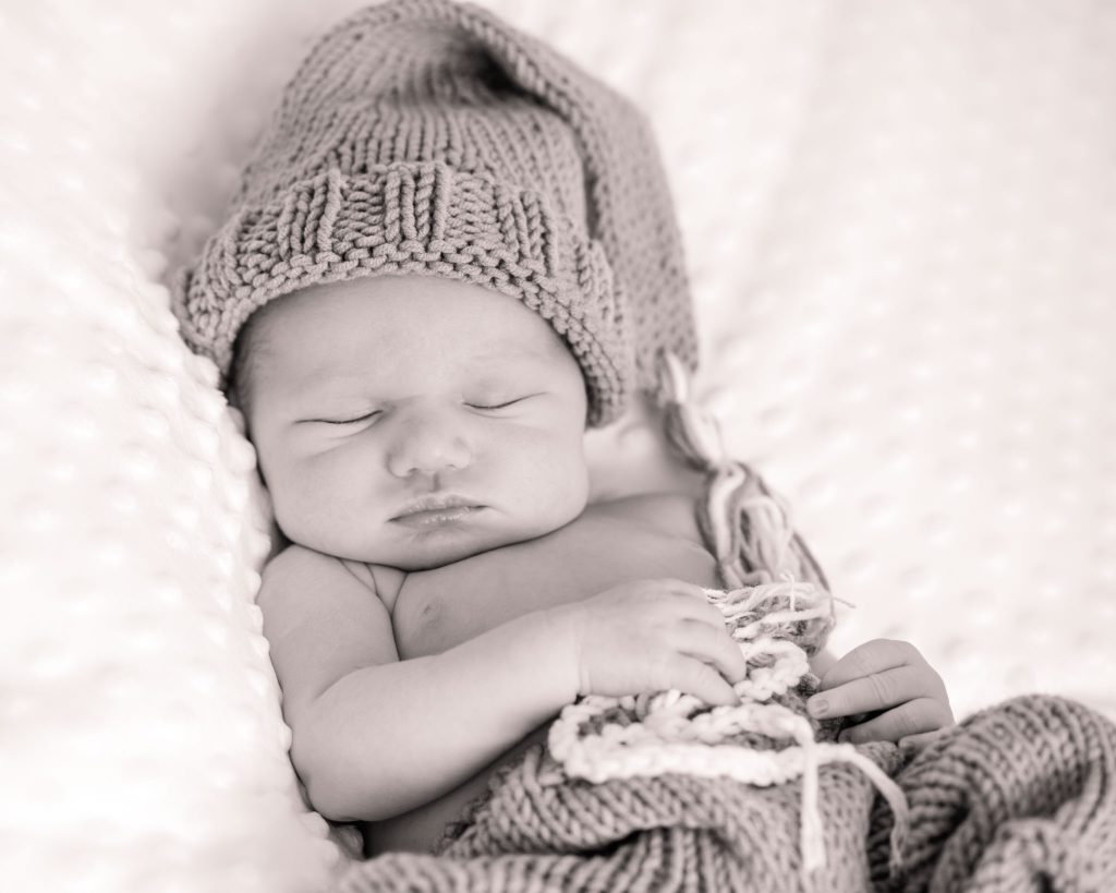 Baby Hadleigh at 11 days, Tania Miller Photography, Newport Newborn Photographer