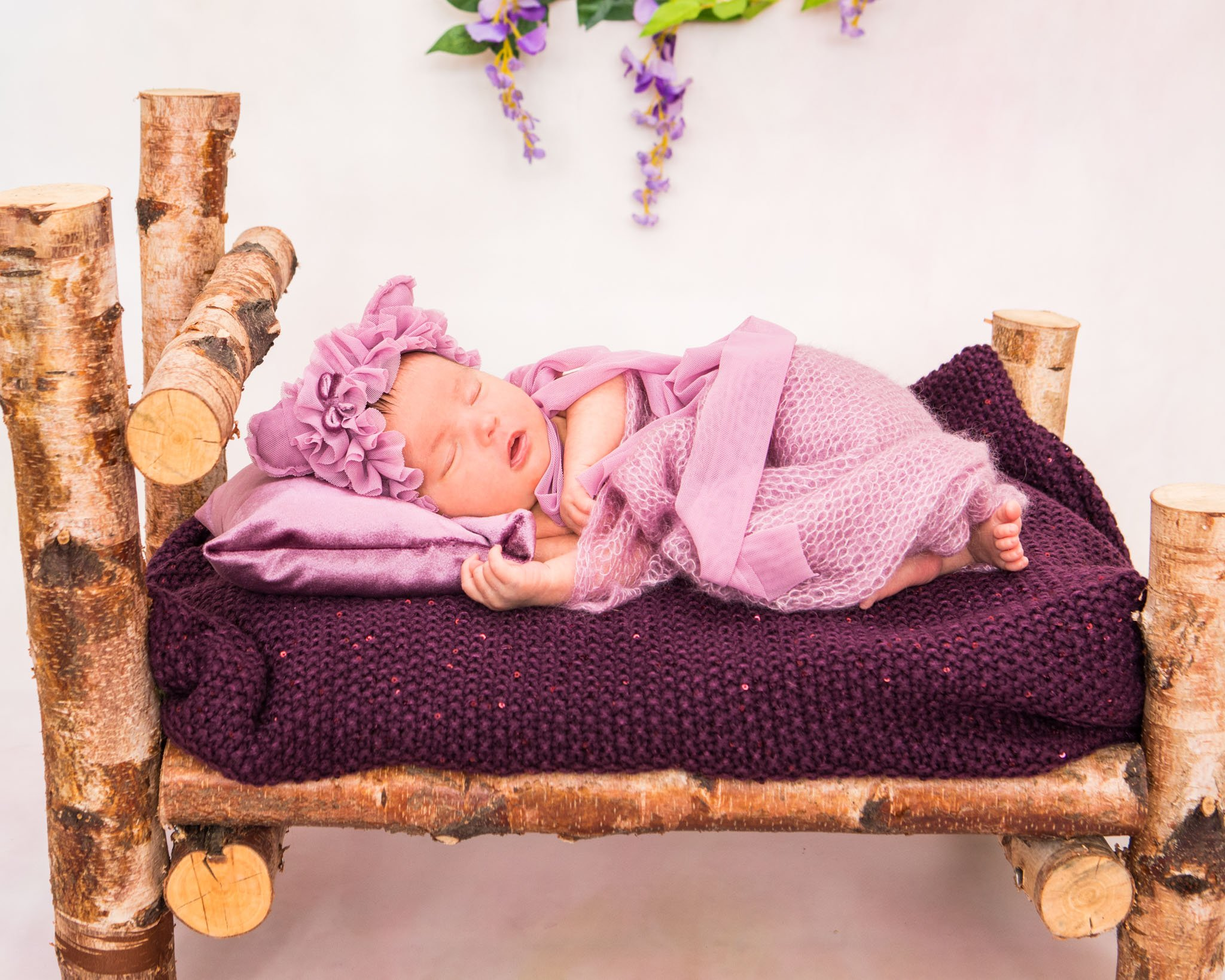 Newborn Photography, Tania Miller Photography, Cwmbran Newborn Photographer
