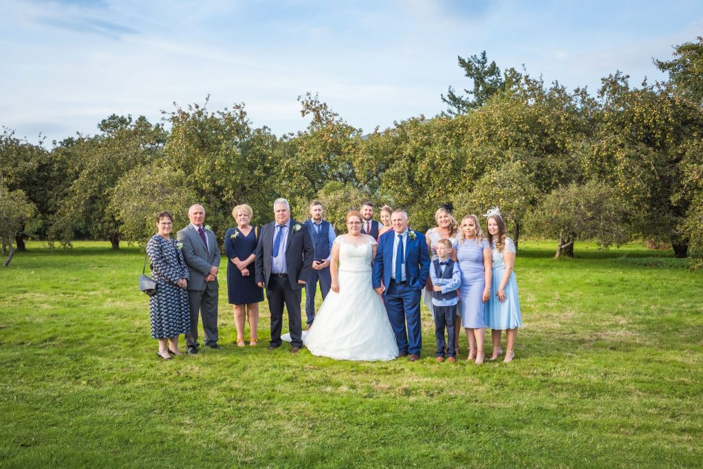 Wedding of Joanne & Peter, The Old Rectory Llangattock, Tania Miller Photography, Crickhowell Wedding Photographer