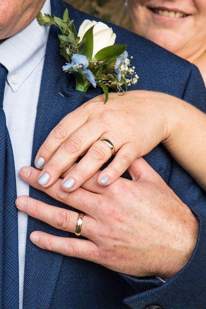 Wedding Rings, Tania Miller Photography, Abergavenny Wedding Photographer